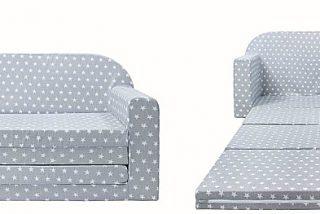Ventajas de los sofás cama para niños
