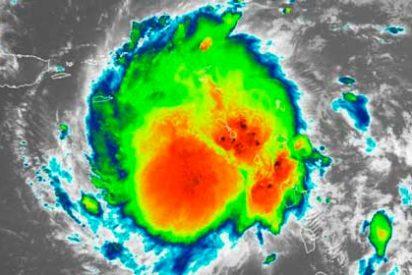 """Huracán Dorian: cómo el polvo del Sahara es capaz de evitar una """"monstruosa tormenta"""" en Puerto Rico"""