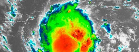 """Tormenta """"Dorian"""" amenaza con convertirse en Huracán antes de llegar a Florida"""