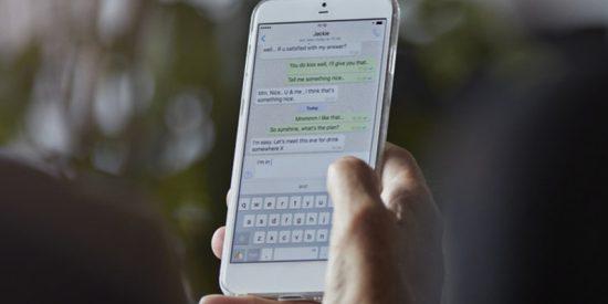 Los reparadores de iPhone publican las imágenes sexuales de una clienta y Apple la indemniza con millones de dólares