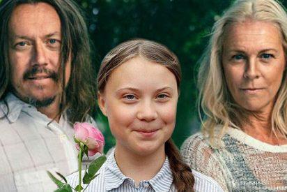 ¡Viva el Show!: La histriónica familia de Greta Thunberg: padre actor y madre cantante de Eurovisión