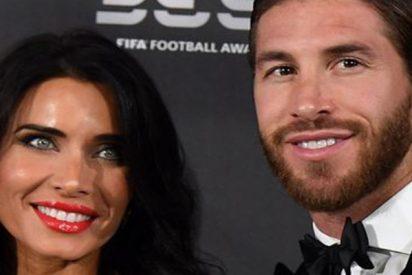 ¿Por qué todos hablan del 'look' con el que Pilar Rubio y Sergio Ramos fueron a los premios 'The Best'?
