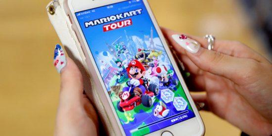 ¿Sabías que Mario Kart llega por primera vez a todos los dispositivos móviles?