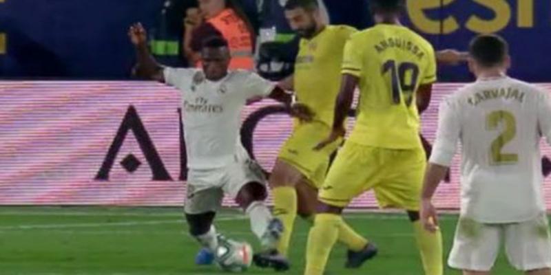 ¿Por qué el VAR no avisó a Gil Manzano tras comerse un penalti de Albiol a Vinicius?