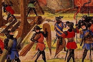 ¿Sabías que los latinos se comieron las nalgas de los sarracenos en la Primera Cruzada?