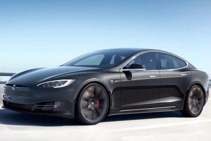 """El Model S de Tesla logra """"destrozar"""" un ansiado récord de velocidad en el circuito de Laguna Seca"""