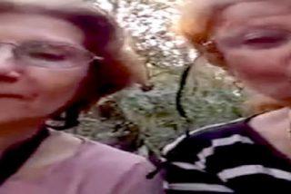 Estas abuelitas argentinas se extravían en la selva y su llamada de auxilio las hace mega famosas