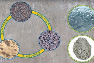 Experimento en la Estación Espacial Internacional consigue crear cemento en el espacio