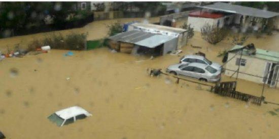 Las inesperadas lluvias torrenciales que asolan España provocan, además de múltiples daños materiales, varios fallecidos