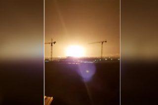 Un almacén de municiones en Chipre explota repetidamente provocando múltiples herido de consideración