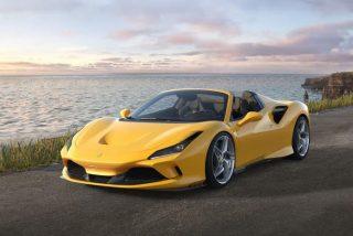Ferrari desafía a la industria automovilística mundial con sus dos nuevos superdeportivos