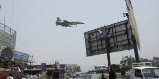 La Fuerza Aérea paquistaní presume de su polémico operativo 'Operation Swift Retort' que vengó el ataque de la India a un campamento terrorista en Pakistan