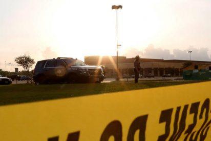La Policía de Texas persigue a un ladrón de bancos que muere en un aparatoso accidente en el coche en que huía
