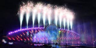 """Decoran los monumentos más emblemáticos de Moscú con efectos lumínicos en el festival """"Círculo de la Luz"""""""