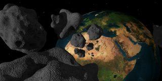 La NASA queda en el mayor de los ridículos al demostrarse que no vio venir el gran asteroide que pasó cerca de la Tierra