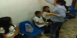 Intoxicación masiva de más de 150 niños en Colombia tras consumir la comida de la escuela