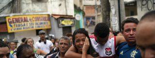 Protestas generalizadas en Brasil por la trágica muerte de una niña por un disparo de la Policía
