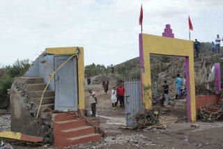 Una riada en Marruecos se cobra siete víctimas mortales al arrasar un terreno deportivo