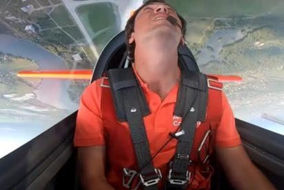 El salón aeronáutico MAKS culminó con las impresionantes acrobacias de un piloto ruso