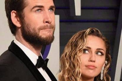 El provocador tatuaje de Miley Cyrus para sacar de quicio a Liam Hemsworth