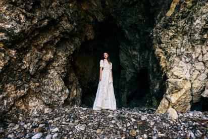 Vestido de Olga Macia