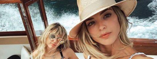 Duró menos que la nieve en verano: Miley Cyrus y Kaitlynn Carter ponen fin a su romance
