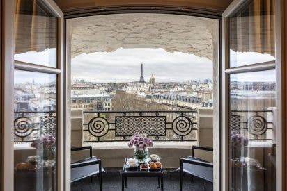 Hotel Lutetia - Suite Amour 2