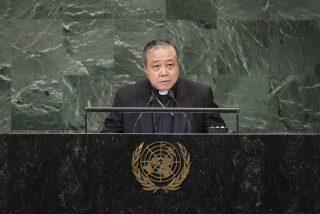 El arzobispo filipino Bernardito Auza, nuevo nuncio apostólico en España