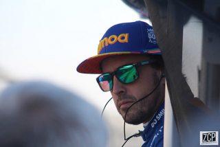 Alonso y Sainz se encontrarán en Marruecos