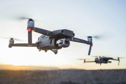 Cómo drones y robots con luz ultravioleta podrán ayudar a vencer al COVID-19