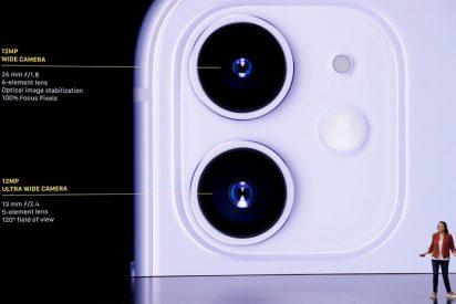 Las 6 funciones que el nuevo iPhone 11 no tiene y otros 'smartphones' ya ofrecen