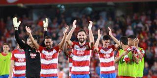 El humilde Granada es líder de la Liga tras ganar a un Barça de pena (2-0)