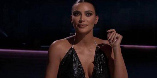 A Kim Kardashian se le cae la cara de vergüenza al mostrar en TV su última búsqueda en Google
