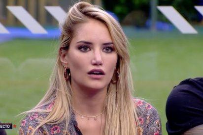 El presentador Santi Burgoa se desmelena con un mensaje cargado de amor a Alba Carrillo en pleno GH VIP 7