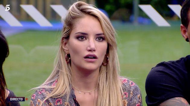 """Para Alba Carrillo, Antena 3 sigue siendo la """"cadena triste"""""""