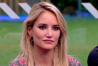 La inesperada reacción de Alba Carrillo al ver la foto de la boda de su ex Feliciano López con Sandra Gago