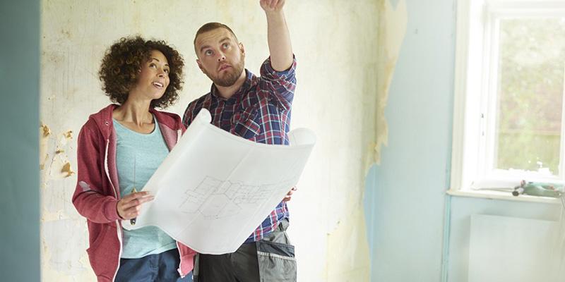 Algunas reformas que puedes hacer en casa sin arruinarte