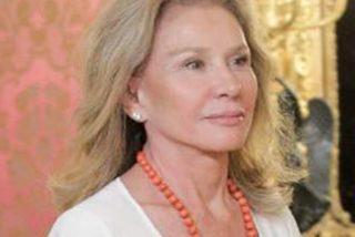 Alicia Koplowitz, en pie de guerra por el marquesado de Bellavista