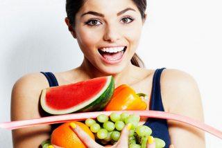 ¿Sabes qué significa el color de los alimentos?