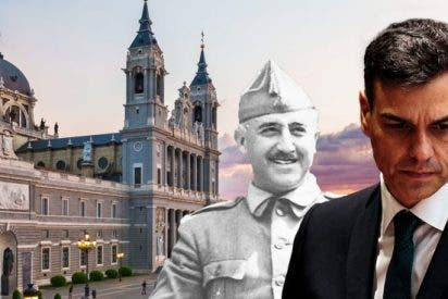 Transparencia insta al Gobierno a publicar el informe contra la inhumación de Franco en la Almudena