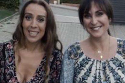 """Ana Milán confiesa: """"Yo pude acostarme con Mónica Naranjo"""""""