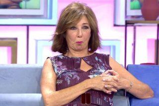 ¿Qué mira Ana Rosa Quintana con esa cara?... ¡Al conde Lecquio 'desnudo'!