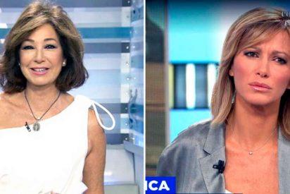 Ana Rosa Quintana deja 'K.O' a Susanna Griso en el primer 'round' de la temporada