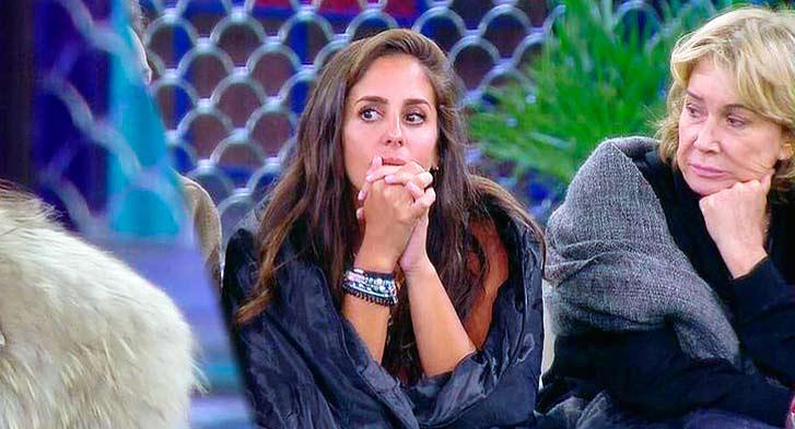 Anabel Pantoja, una 'ladrona' de bragas en 'GH VIP 7'