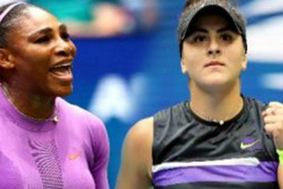 Andreescu prolonga la maldición de Serena y gana su primer US Open con 19 años