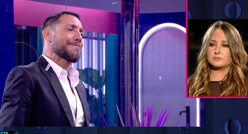 Rocío Flores defiende a su padre Antonio David en 'GH VIP' y aprovecha para enviar mensajito a su madre Rocio Carrasco