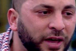 Antonio Tejado hundido, hace una llamada de auxilio a María Patiño