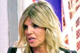 Arantxa de Benito se sienta en 'Sábado Deluxe' para criticar el comportamiento de su exmarido Guti con sus hijos