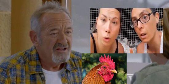 """Karlos Arguiñano: """"Se nota que los padres de estas de 'Almas Veganas' no follaron con ganas"""""""