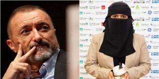 Pérez-Reverte se burla con fina ironía de los progres que han premiado a esta científica musulmana 'por potenciar el papel de la mujer'